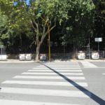 Nuovo attraversamento viale pilsudskiCIMG3063 (1)