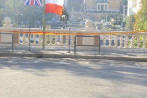 inaugurazione balconata piazzale Churchill