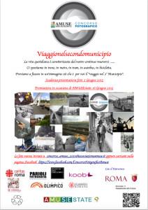Locandina concorso fotografico 2015