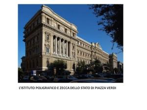 ISTITUTO POLIGRAFICO PIAZZA VERDI