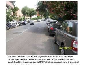 incrocio via bertoni via lagrange 09072015