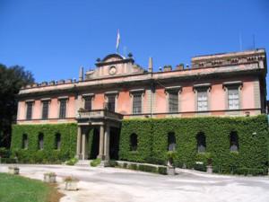 Villa Ada. Casino nobile