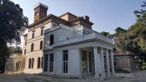 no5 Villa Blanc