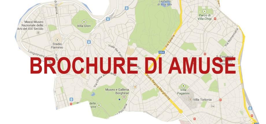 Brochure di AMUSE